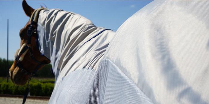 Bucas Buzz-Off Rain vliegendeken mesh waterdicht Wayana