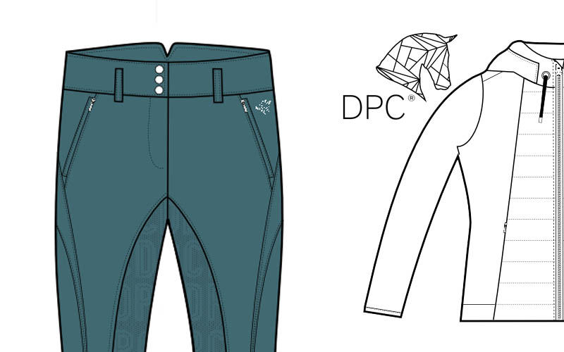 dressagepro kleding collectie dpc